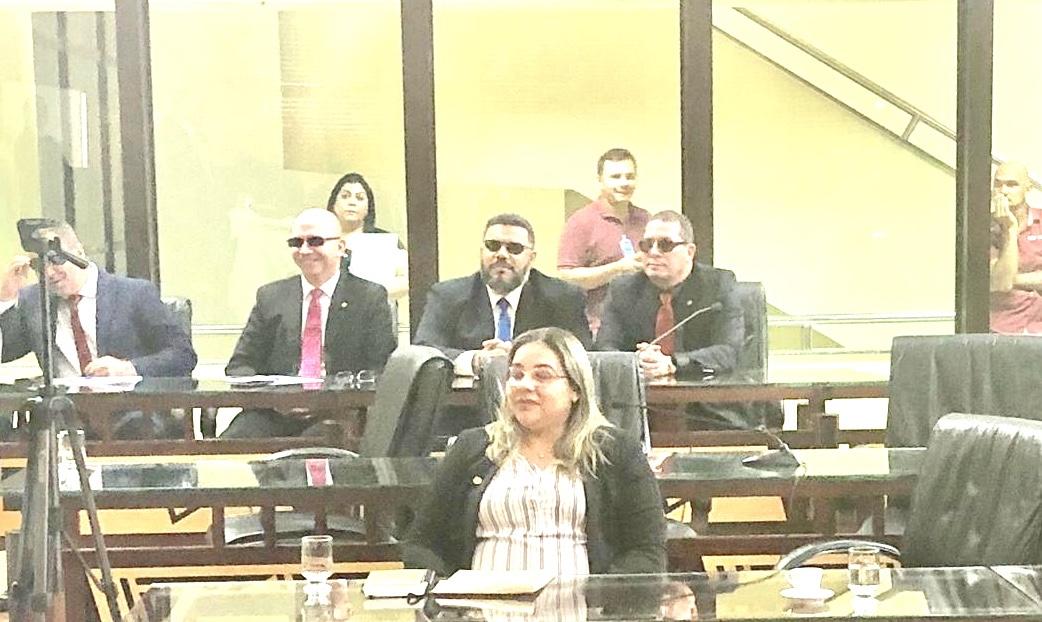 Gladson Cameli e Rocha lideram a oposição ao governo do Estado