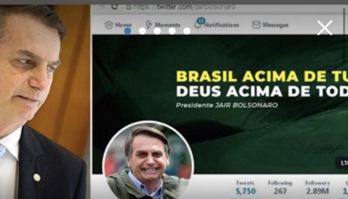 61% DOS SEGUIDORES DE BOLSONARO NO TWITTER SÃO FAKES, APONTA AUDITORIA