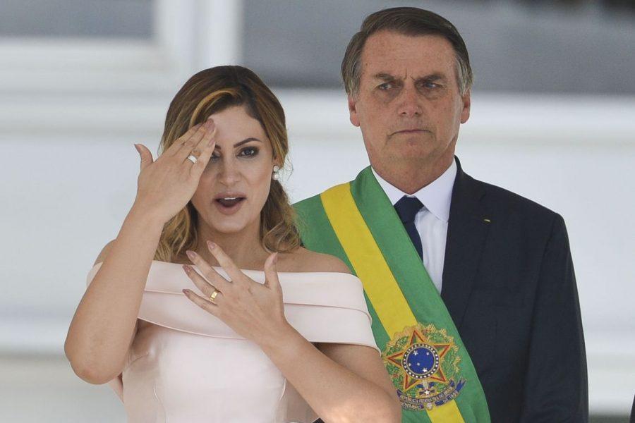 Michele Bolsonaro entra na mira do MP